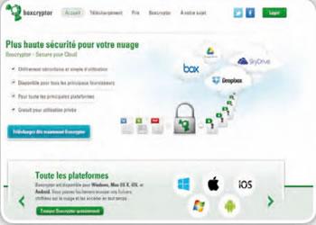 Cryptez vos fichiers présents sur le cloud